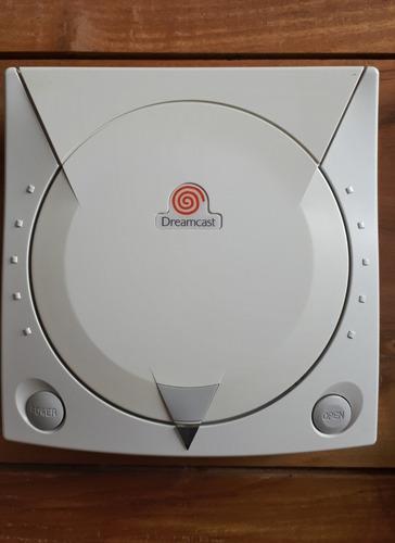 Consola Sega Dreamcast Con 2 Joysticks Y 15 Juegos