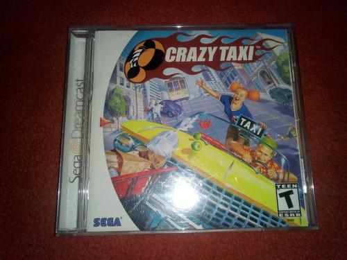 Crazy Taxi Original Sega Dreamcast