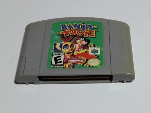 Banjotooie Nintendo 64
