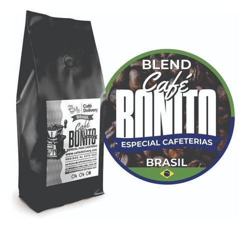 Café blend para cafeterías brasil por kilo envio gratis