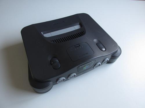 Nintendo 64 Solo Consola Americana Ntsc | Nm10028470