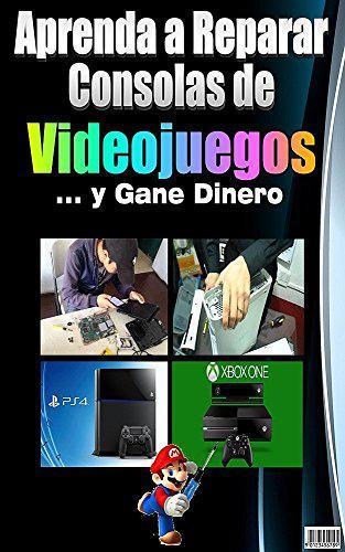 Aprenda a reparar consolas de videojuegos y gane dinero en