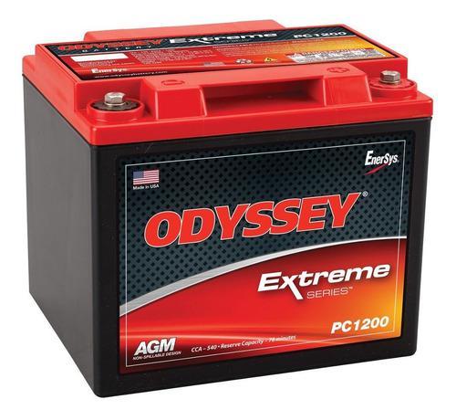 Bateria odyssey pc1200 gel silla de ruedas electrica emporio