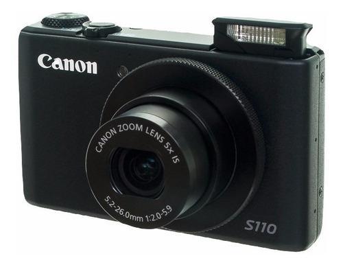 Canon powershot s110 negra modificada para trabajar en ndvi
