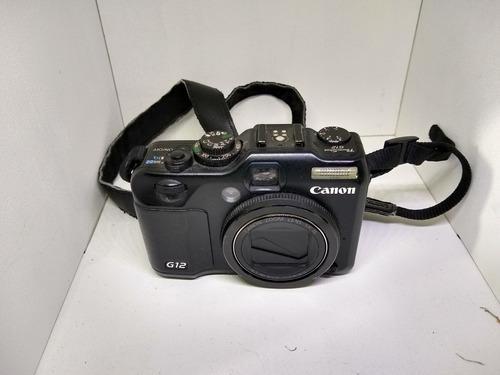 Cámara fotográfica canon g12