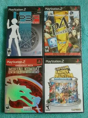 Juegos ps2 playstation 2 nuevos sellados originales unicos