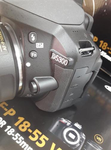 Nikon d5300 camara profesional