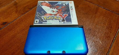Nintendo 3ds Xl + Pokemon Y