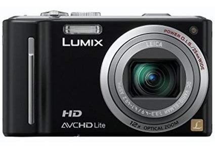 Panasonic lumix tz10 - cámara digital compacta 12.1 mp -