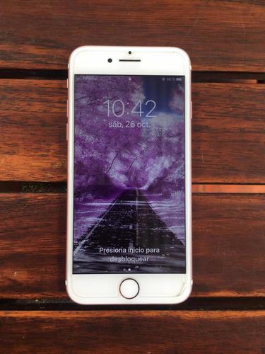 Iphone 7, 32gb rosebold 86% batería