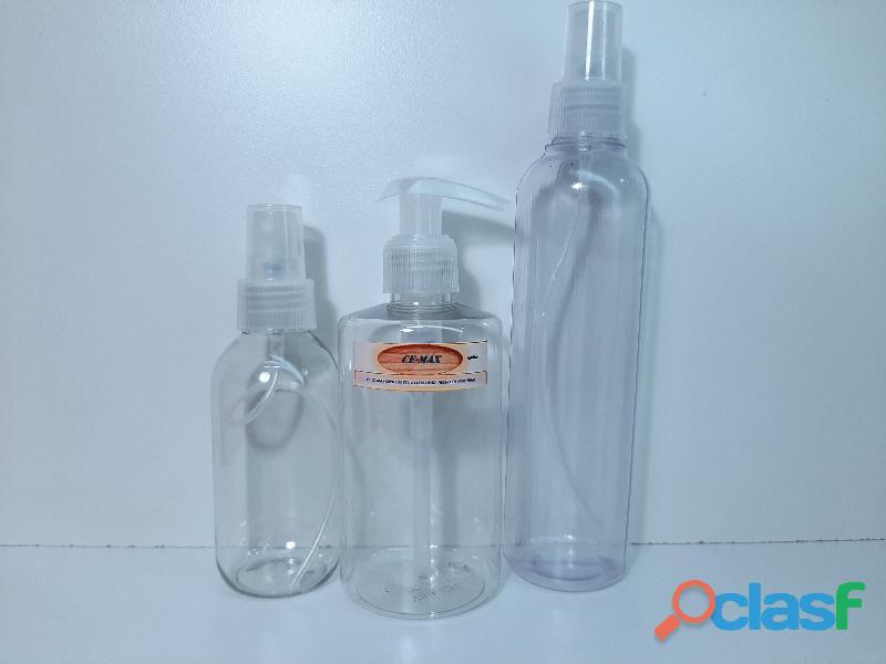 Perfumeros de 150cc 200 cc 250 cc atomizador
