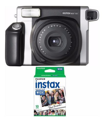 Camara Instantanea Fujifilm Instax Wide 300 10 Fotos