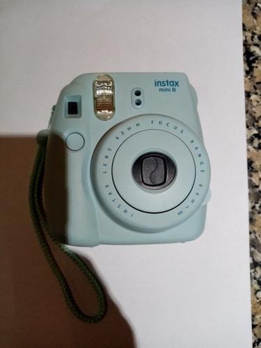 Cámara De Fotos Fuji Film Instax Mini 8