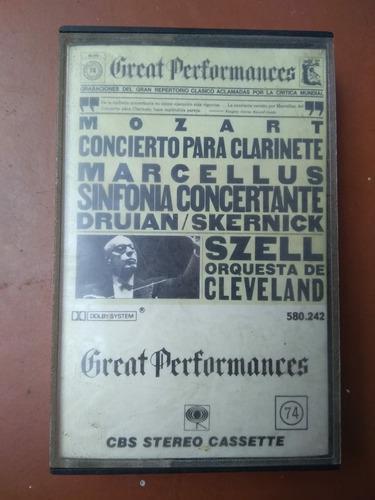 Great performances mozart marcellus