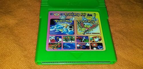 Juego Nintendo Game Boy 10 En 1