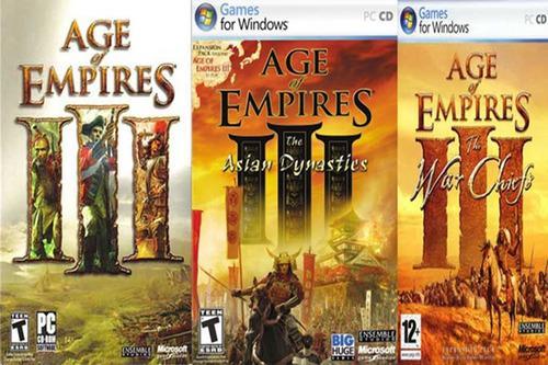 Juego pc digital age of empires 3 complete collec - mtgalsur