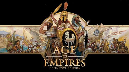 Juego pc digital age of empires: definitive editi - mtgalsur