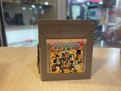The Blues Brothers Nintendo Gameboy Local En Belgrano