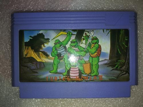 Tortugas ninjas 2 - arcade game juego family game