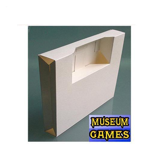 X10 cajas contenedor interno cartucho game boy advance