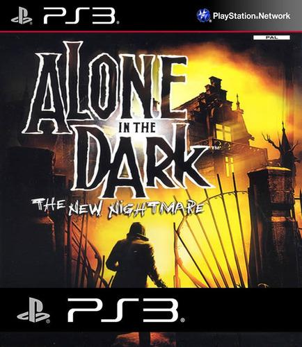 Alone In The Dark The New Nightmare Ps3