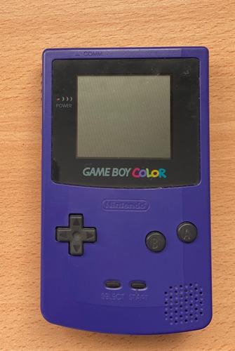 Gameboy Color - Funciona! Excelente Estado - Sin Juegos