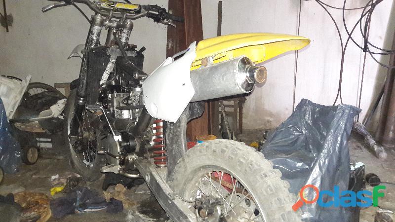 Moto husqvarna 350 1993