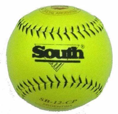 12 pelotas de softbol south de 12'' slowpitch env gratis