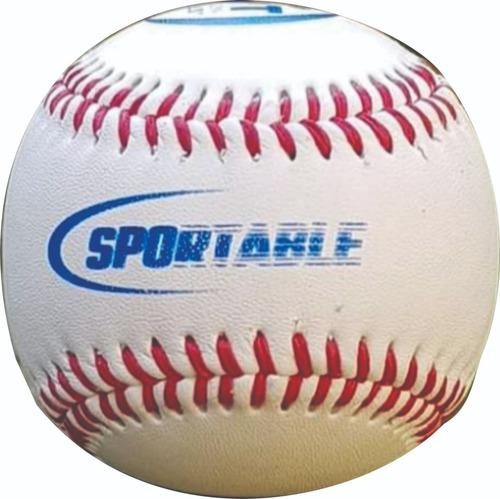 Pelota de beisbol sportable soft 8.5 iniciacion