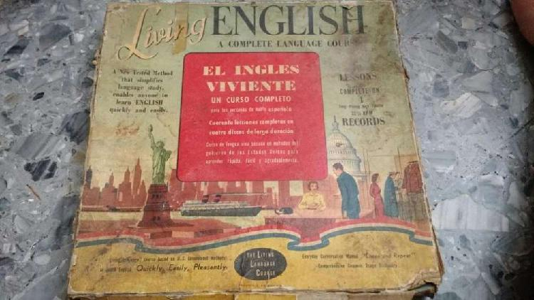 Curso ingles the living languages
