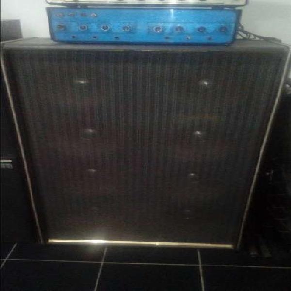 Equipo amplificador 2 cuerpos, 150 w.