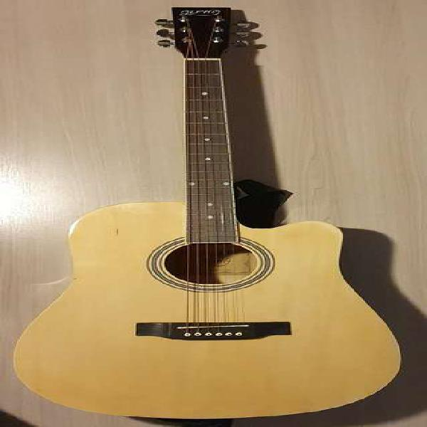 """Guitarra acústica alpha 41"""""""
