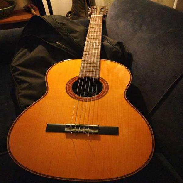 Guitarra romántica hijos de v mantini modelo d