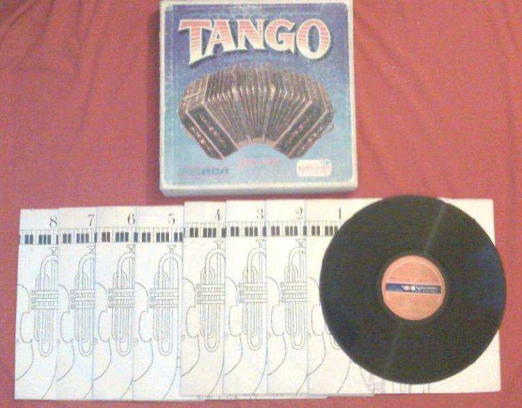 Lp vinilo colección de tango