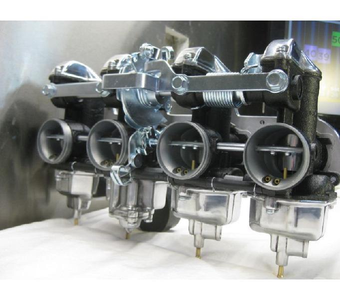 Motos japonesas!! carburadores nuevos, restauracion, ventas