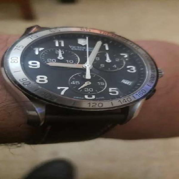 Reloj victorinox swiss army cronografo ed.limitada