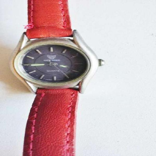 Relojes de mujer quarz de japón y china malla cuero y otros