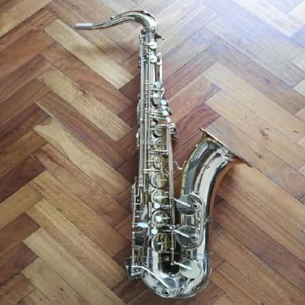 Saxo tenor testeado