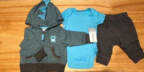 Carter´s original, conjunto de algodón para bebé.