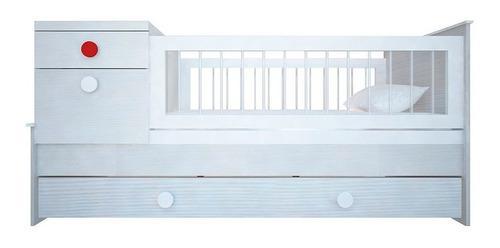 Cuna cama funcional + cama carro venezia 80947/80949