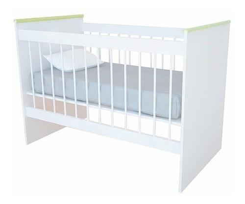 Cuna maría mosconi dormitorio bebé cunita blanca cuotas