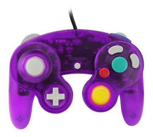 Joystick accesorio compatible nintendo wii gamecube juegos