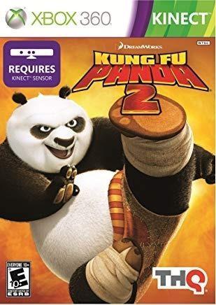 Juego xbox 360 kinect - kung fu panda 2 - original