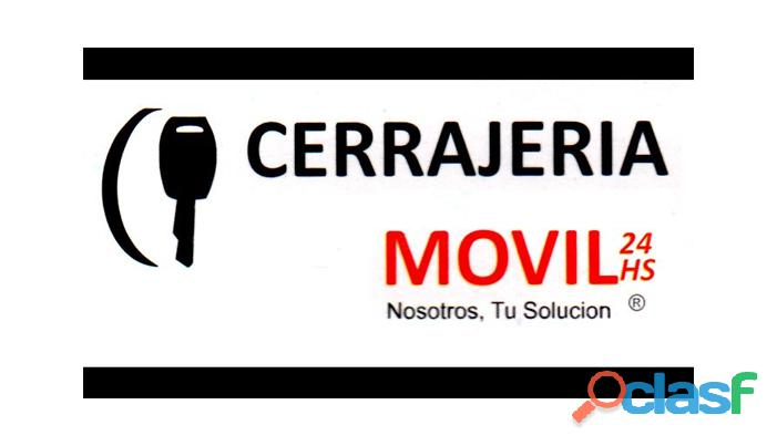Cerrajeros 24hs a domicilio 47841416