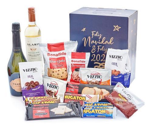 Cajas canastas navideñas bonafide nº2