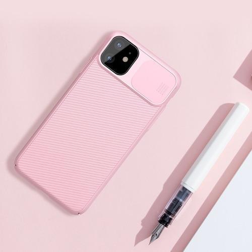 Funda iphone 11 pro max nillkin protección cámara carcasa