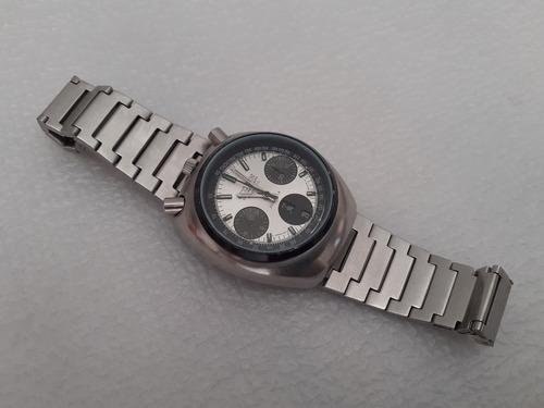 Antiguo reloj cronografo citizen bull head