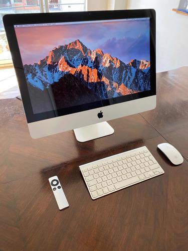 Liquido x viaje!! apple imac 21.5-inch excelente oportunidad