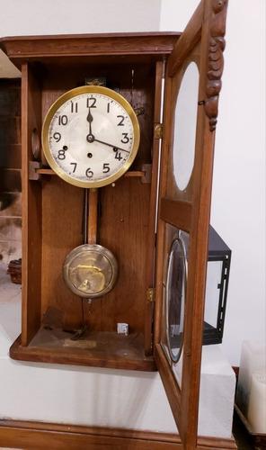 Reloj antiguo casa escasany original de 1918