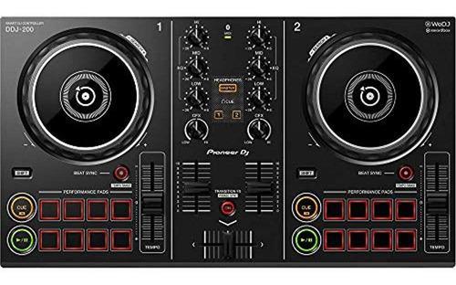 Pioneer dj smart dj controlador (ddj-200)
